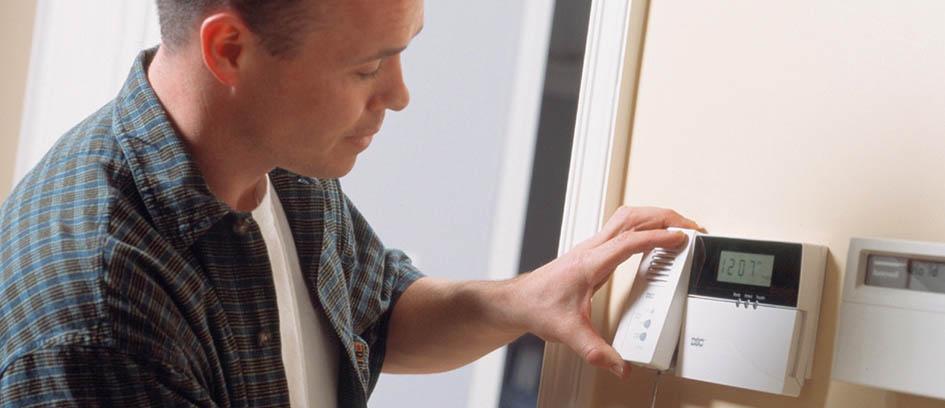 Монтаж охранной сигнализации, систем контроля-доступа, установка домофонов